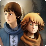 Copertina Brothers - A Tale of Two Sons - iPad