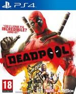 Copertina Deadpool - PS4