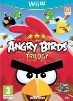 Copertina Angry Birds Trilogy - Wii U
