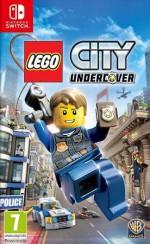 Copertina LEGO City Undercover - Switch