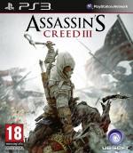 Copertina Assassin's Creed III - PS3