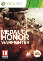 Copertina Medal of Honor: Warfighter - Xbox 360