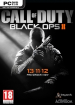 Copertina Call of Duty: Black Ops 2 - PC