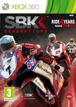 Copertina SBK Generations - Xbox 360