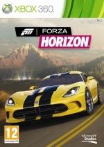 Copertina Forza Horizon - Xbox 360