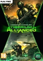 Copertina Command & Conquer Tiberium Alliances - PC