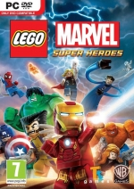 Copertina LEGO Marvel Super Heroes - PC