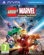 Copertina LEGO Marvel Super Heroes - PS Vita