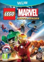 Copertina LEGO Marvel Super Heroes - Wii U