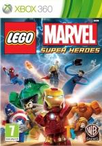 Copertina LEGO Marvel Super Heroes - Xbox 360