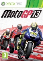 Copertina MotoGP 13 - Xbox 360
