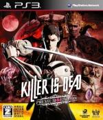 Copertina Killer is Dead - PS3