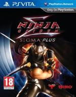 Copertina Ninja Gaiden Sigma 2 Plus - PS Vita