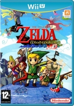Copertina The Legend of Zelda: The Wind Waker HD - Wii U