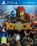 Copertina Knack - PS4