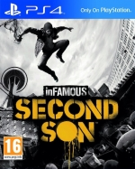 Copertina Infamous: Second Son - PS4