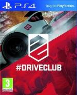 Copertina DriveClub - PS4
