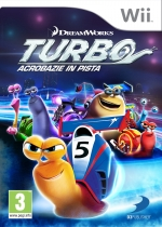 Copertina Turbo Acrobazie in Pista - Wii