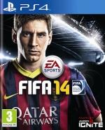 Copertina FIFA 14 - PS4