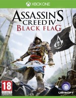 Copertina Assassin's Creed IV: Black Flag - Xbox One