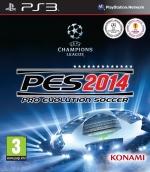 Copertina Pro Evolution Soccer 2014 - PS3