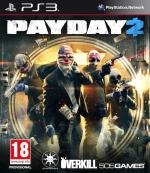 Copertina Payday 2 - PS3