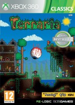 Copertina Terraria - Xbox 360