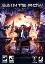 Copertina Saints Row IV - PC