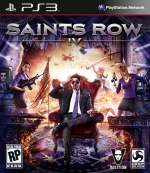 Copertina Saints Row IV - PS3