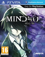 Copertina Mind Zero - PS Vita