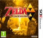 Copertina The Legend of Zelda: A link between Worlds - 3DS