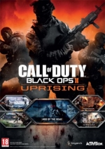 Copertina Call of Duty Black Ops 2: Uprising Map Pack - Xbox 360