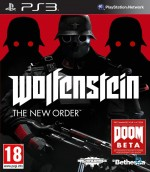 Copertina Wolfenstein: The New Order - PS3