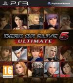 Copertina Dead or Alive 5 Ultimate - PS3