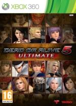 Copertina Dead or Alive 5 Ultimate - Xbox 360