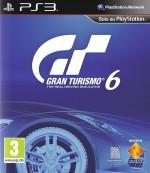 Copertina Gran Turismo 6 - PS3