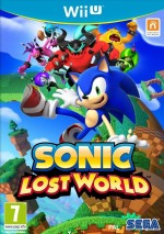 Copertina Sonic Lost World - Wii U