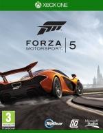 Copertina Forza Motorsport 5 - Xbox One