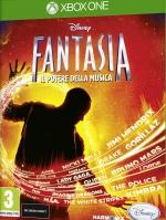 Copertina Disney Fantasia: Il Potere della Musica - Xbox One