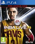 Copertina NBA Live 14 - PS4