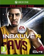 Copertina NBA Live 14 - Xbox One