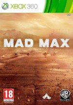 Copertina Mad Max - Xbox 360