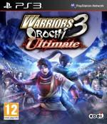 Copertina Warriors Orochi 3 Ultimate - PS3