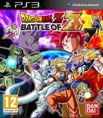 Copertina Dragon Ball Z: Battle of Z - PS3