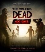 Copertina The Walking Dead: 400 Days - Xbox 360