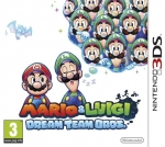 Copertina Mario & Luigi: Dream team Bros. - 3DS