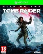 Copertina Rise of the Tomb Raider - Xbox One