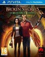 Copertina Broken Sword 5: La Maledizione del Serpente - PS Vita