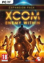 Copertina XCOM: Enemy Within - PC