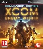 Copertina XCOM: Enemy Within - PS3
